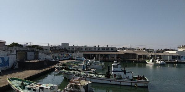 平塚漁港(須賀湾)