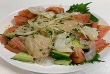 魚介類の料理
